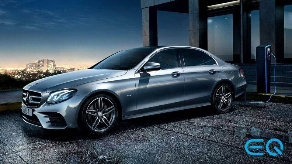 Mercedes-Benz E Class Hybrid EQ-Power - Rabla Plus