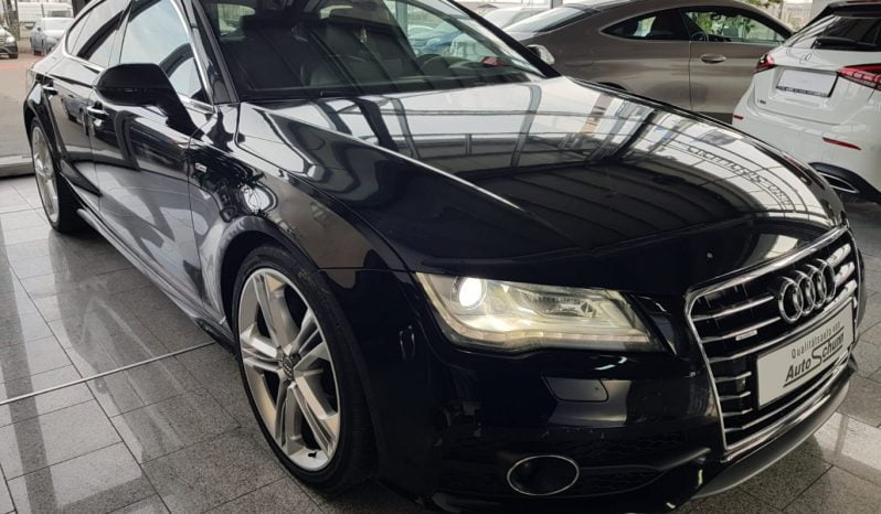 Audi A7 quattro S-line HEAD-UP CAMERA LED BOSE full