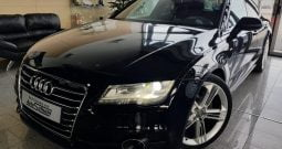 Audi A7 quattro S-line HEAD-UP CAMERA LED BOSE