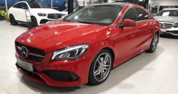 Mercedes-Benz CLA 220 4Matic coupe AMG ADVANTAGE PANO LOGIC 7