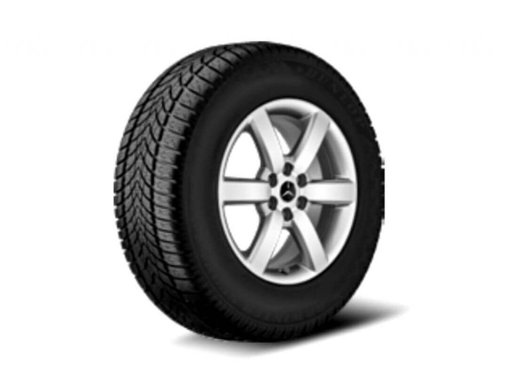 MERCEDES - BENZ SPRINTER 907 steel-wheel Pirelli Carrier Winter MOV 23565 R 16 R(S) Q440 1617 1016 E