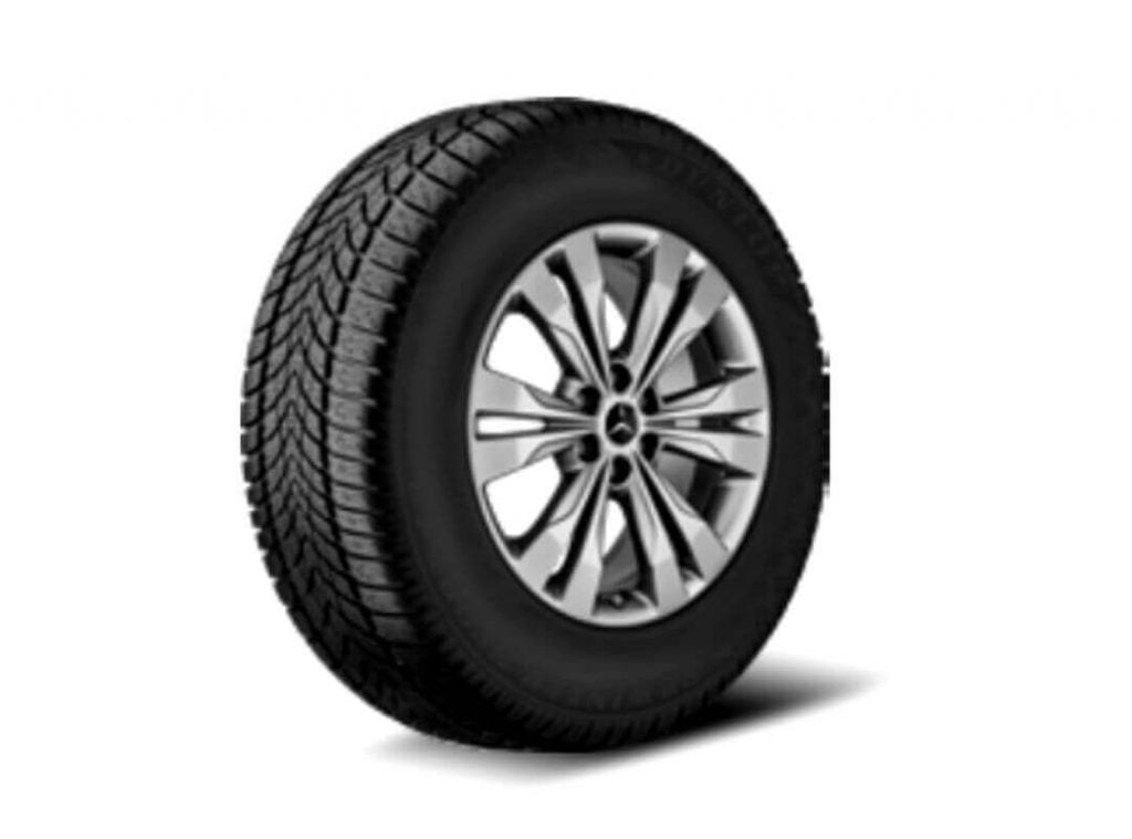 MERCEDES-BENZ X-CLASS 470 6-twin-spoke wheel Pirelli Scorpion Winter MO-V